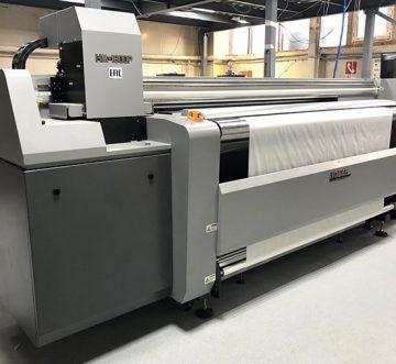 Инсталляция сублимационного принтера HOMER HM1800P